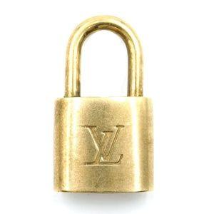 #34031Gold Lock Keepall Speedy  No Key #307 Bag